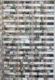 Industriegebäude-Äußer-Beschaffenheit Lizenzfreies Stockfoto
