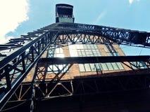 Industriegebäude Lizenzfreie Stockfotografie