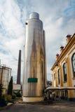 Industriegebäudeäußeres Lizenzfreies Stockbild