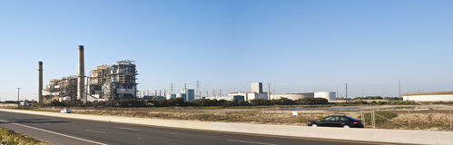 Industriegebiet 1 von 2 Lizenzfreie Stockfotos