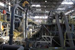 IndustrieGeräteeinbau lizenzfreie stockfotos