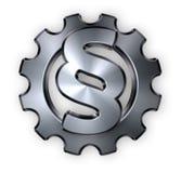 Industriegesetz Lizenzfreie Stockfotos