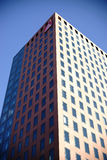 Industriegewerkschaft des Metallwolkenkratzers Frankfurt stockfotos