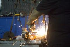 Industriel mécanique Photos libres de droits