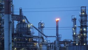 industriell stock footage