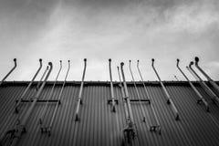 industriell lizenzfreies stockfoto