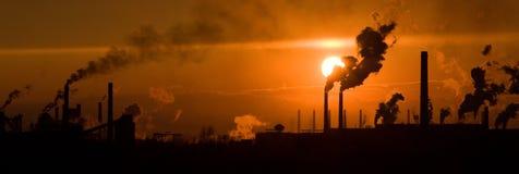 Industriell Stockfoto