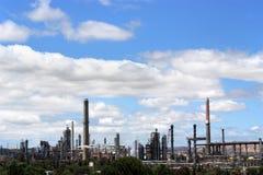 industriell förorening Fotografering för Bildbyråer