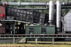 industriell infrastruktur royaltyfria foton