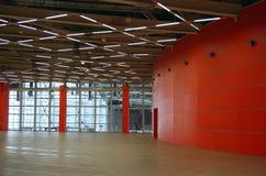 industriell interior Arkivbilder
