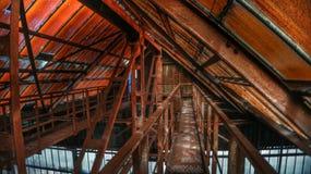 industriell interior Royaltyfria Bilder