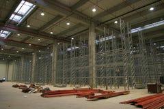 industriell korridor Royaltyfria Bilder