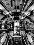 Industriell makt Royaltyfria Foton