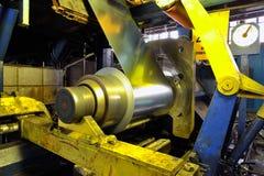industriell maskin Royaltyfria Foton