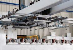 industriell maskin Arkivbilder