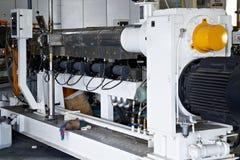 industriell maskin Royaltyfri Foto