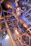 industriell maskin Arkivbild