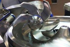 industriell meat för grinder Royaltyfri Foto