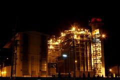 industriell petrochemical Arkivfoton