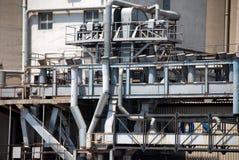 industriell port Royaltyfri Fotografi