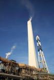 industriell rökbunt Royaltyfria Bilder