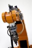 Industriell robot Arkivfoto