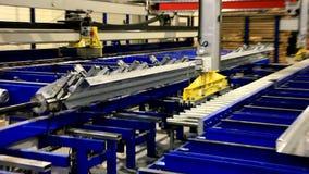 Industriell robot Arkivfoton