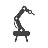 Industriell robot II Arkivfoto