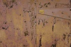 industriell textur rostig metall för tappning punkrockstil mot rock för musik för gitarr för bakgrundsblack brännhet royaltyfria foton