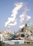 industriell tillverkningsväxt Royaltyfri Bild