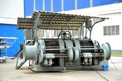 industriell utrustning royaltyfri bild