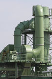 industriell växt Arkivbilder