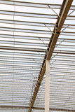 Industriell växtkonstruktionsplats Arkivfoton
