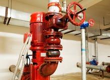 industriell ventil royaltyfri bild
