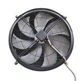 industriell ventilator Fotografering för Bildbyråer