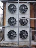industriell ventilator Royaltyfri Bild