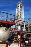 industriell zon Royaltyfri Foto