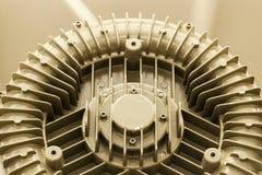 Industriella elektriska motorer royaltyfri fotografi