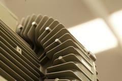Industriella elektriska motorer royaltyfri foto