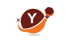 Industriella lösningar initialt Y Royaltyfria Foton