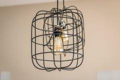 Industriella lampor Royaltyfri Fotografi
