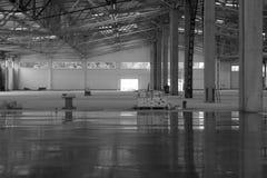 industriella lokaler Arkivfoton