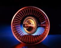 industriella maskindelar Arkivfoton
