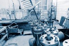 industriella maskiner Royaltyfri Foto