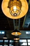 Industriella takljus för lager Royaltyfri Foto