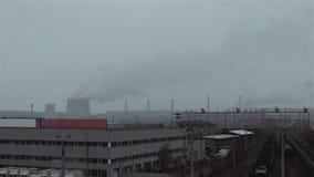Industrielle Ökologie stock video