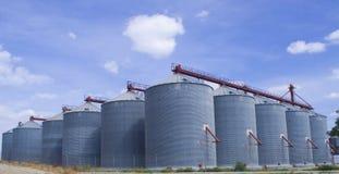 Industrielle Ablagerungen Lizenzfreie Stockbilder