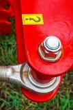 Industrielle Ausrüstung. Details 20 Stockfotografie