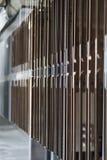 Industrielle automatische malende Technologie Pulverbeschichtungen stockbild