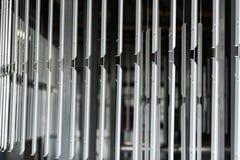 Industrielle automatische malende Technologie Pulverbeschichtungen lizenzfreie stockfotografie